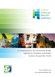 Global Green and Healty Hospitals Agenda