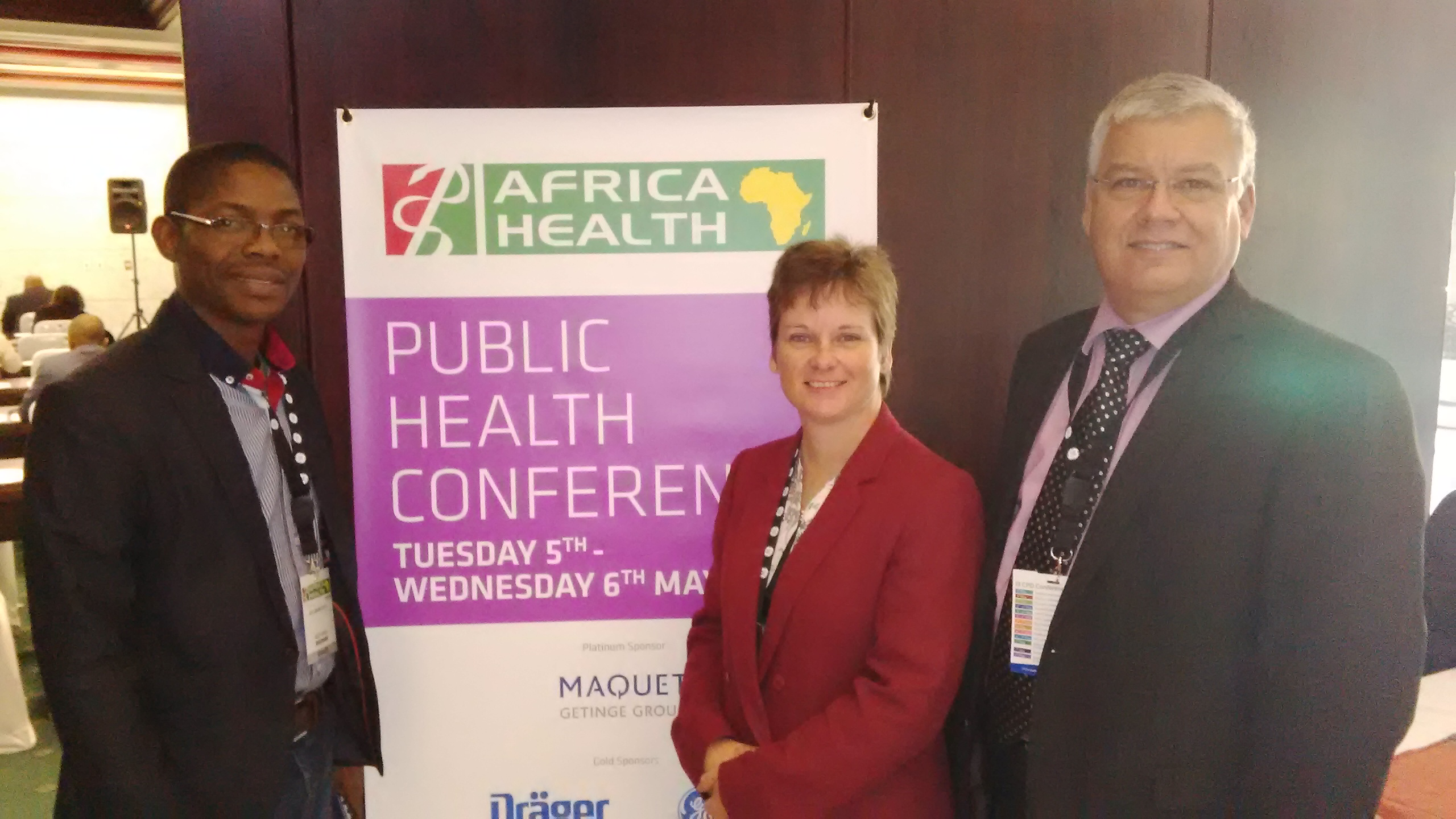 South Africa | GGHH Members Participate in Public Health Conference