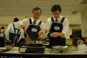 Tzu Chi hospitals hold their own vegetarian cooking classes