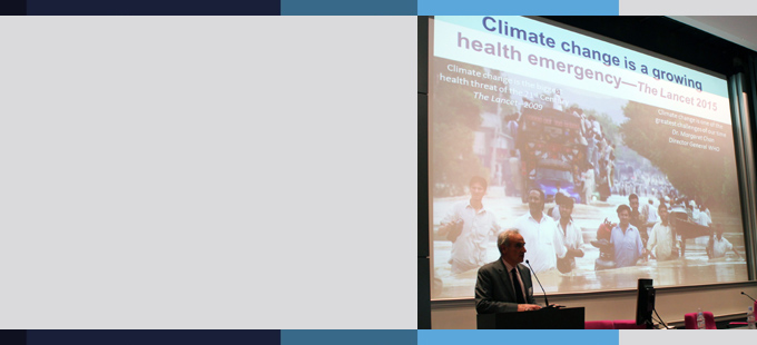 Paris Conference on Climate and Health Follow Up
