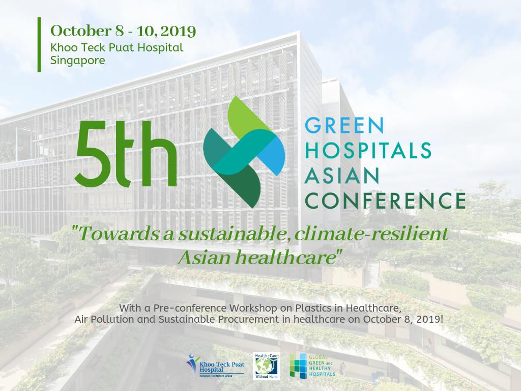 GGHH Asia Conference 2019- Singapore | Global Green and